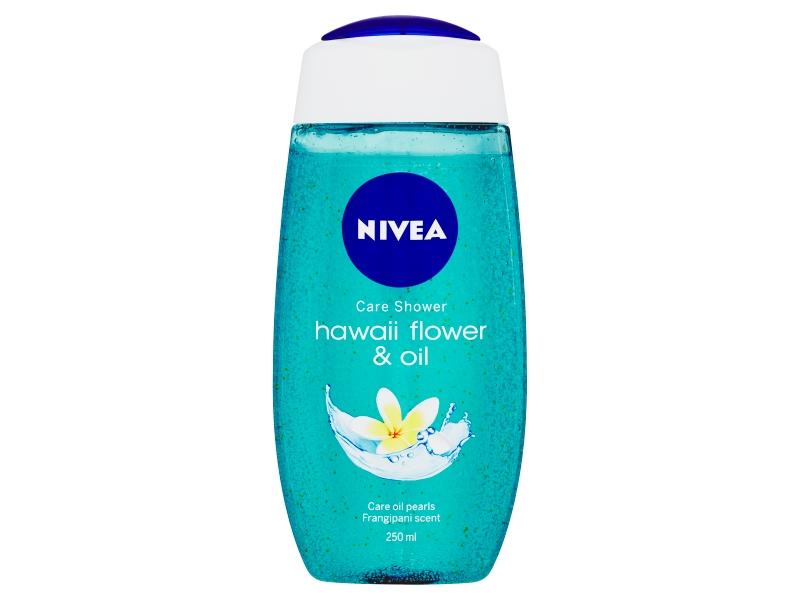 Nivea Hawaii Flower & Oil Osvěžující sprchový gel 250ml