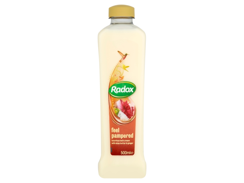 Radox Feel Pampered pěna do koupele 500ml