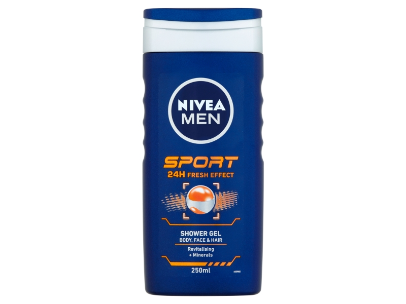 Nivea Men Sport Sprchový gel 250ml