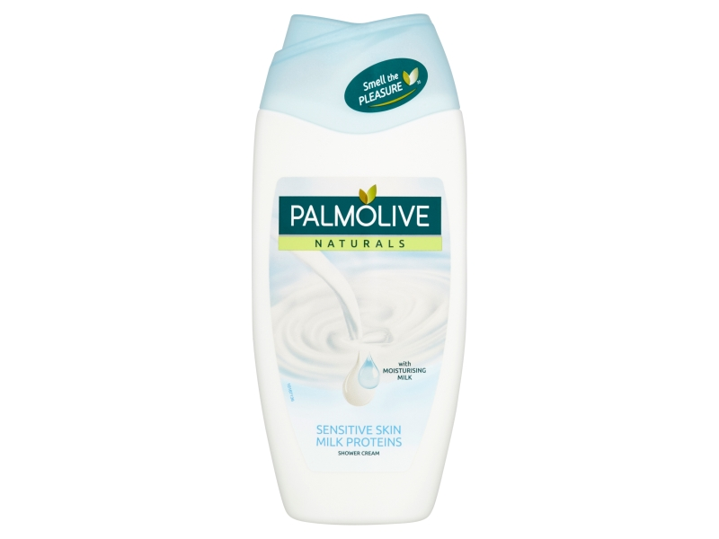Palmolive Sensitive Skin Milk Proteins Sprchový krém 250ml