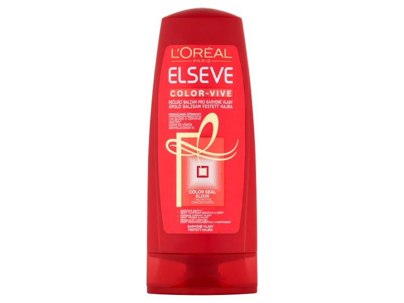 L´Oréal Elseve Color-Vive pečující balzám pro barvené vlasy 200ml