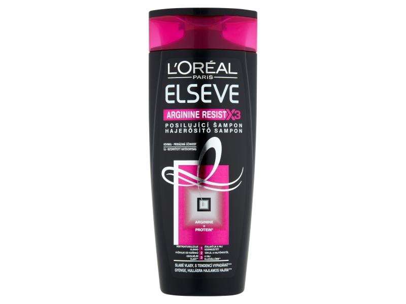 L´Oréal Paris Elseve Arginine Resist X3 posilující šampon na slabé vlasy 250ml