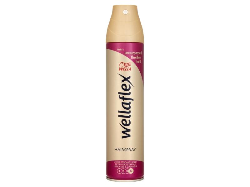 Wella Wellaflex Ultra Strong Hold Lak na vlasy 250ml