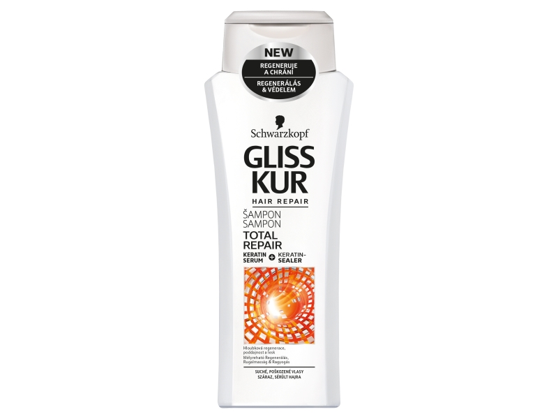 Gliss Kur Total Repair šampon 250ml