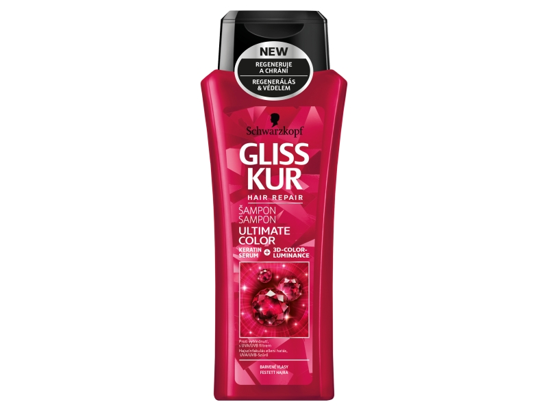 Gliss Kur Ultimate Color šampon 250ml