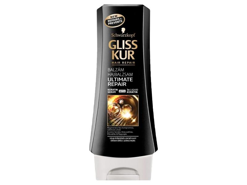 Gliss Kur Ultimate Repair balzám 200ml
