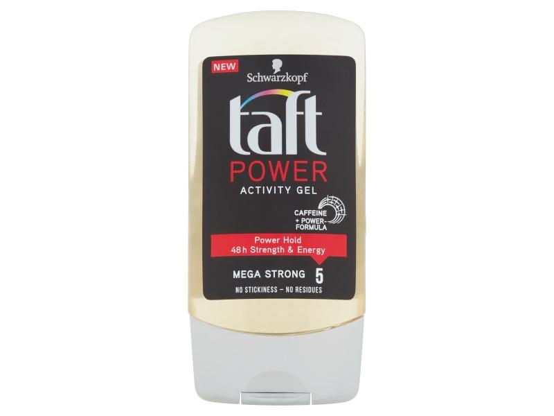 Taft gel Power Activity Mega Strong 5, 150ml