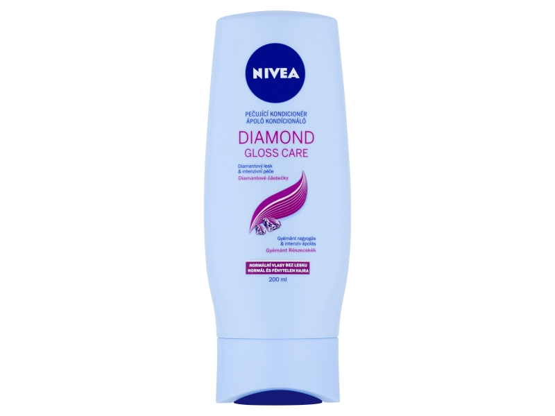 Nivea Diamond Gloss Care Pečující kondicionér 200ml