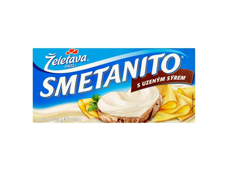 Želetava Smetanito s uzeným sýrem 150g