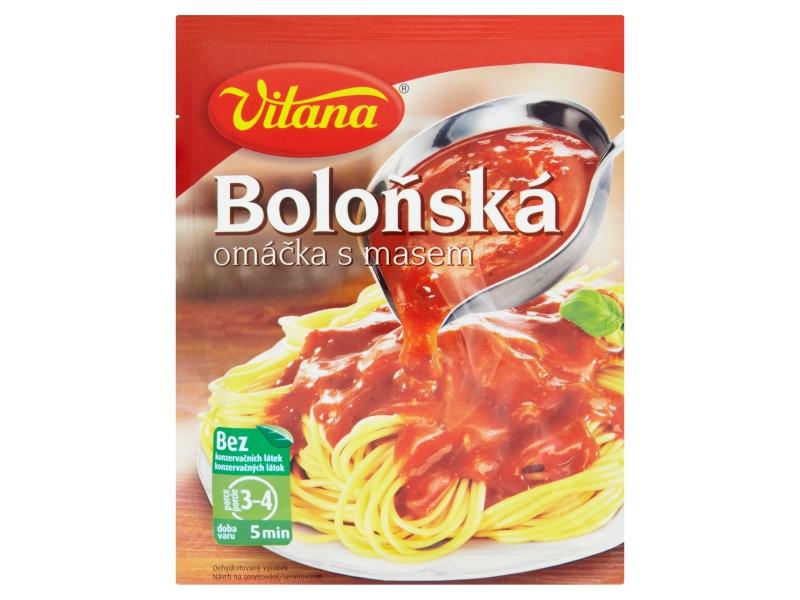 Vitana Boloňská omáčka 75g