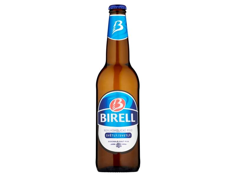 Birell Světlé nealko pivo 500ml