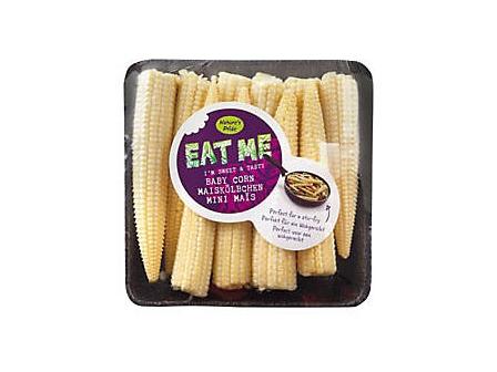 Kukuřice baby Eat me čerstvá tácek 125g