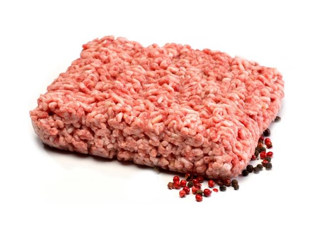 Vepřové maso mělněné cca 800g