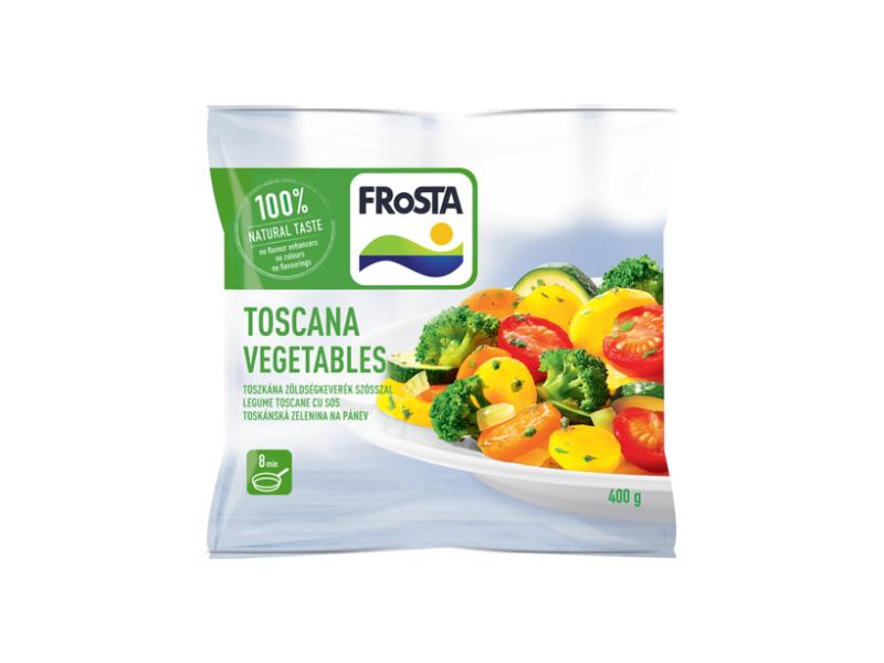 Frosta Toskánská zelenina na pánev mraž. 400g