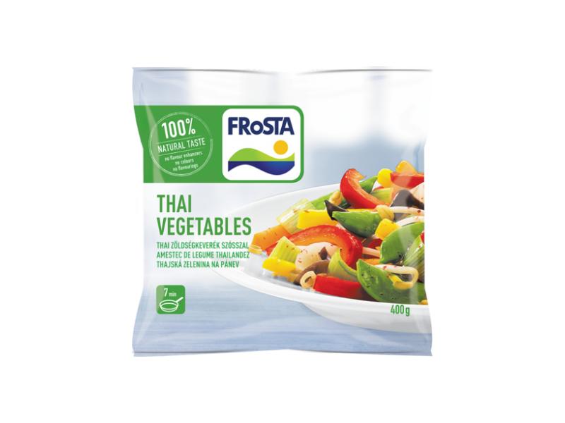 Frosta Thajská zelenina na pánev mraž. 400g