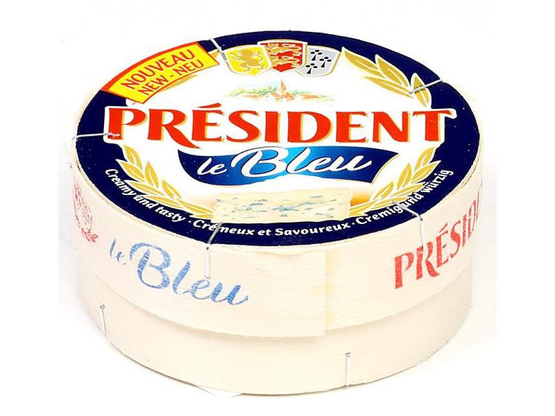 Président le Bleu dvouplísňový sýr 145g