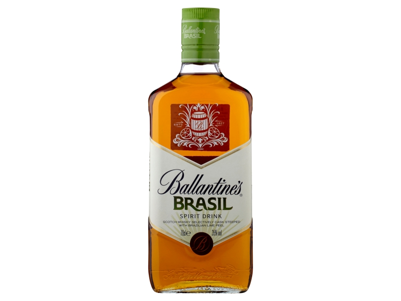 Ballantine´s Brasil Spirit Drink 35%, 0,7l