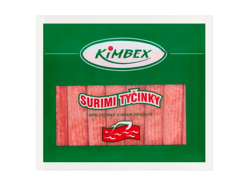 Kimbex Surimi tyčinky mraž. 125g