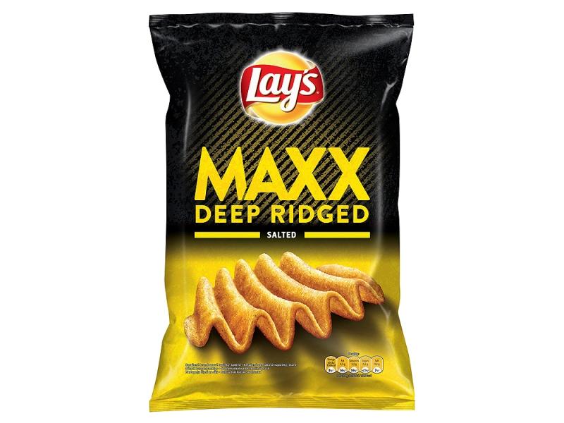 Lay´s Maxx Chipsy solené 140g