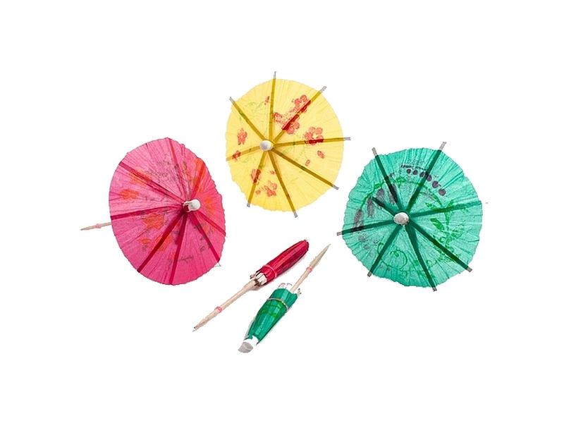 Deštníček 144ks