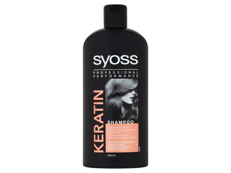 Syoss šampon Keratin 500ml
