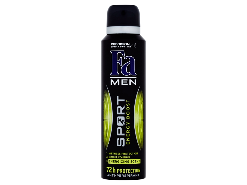 Fa Men antiperspirant Sport Energy Boost 150ml