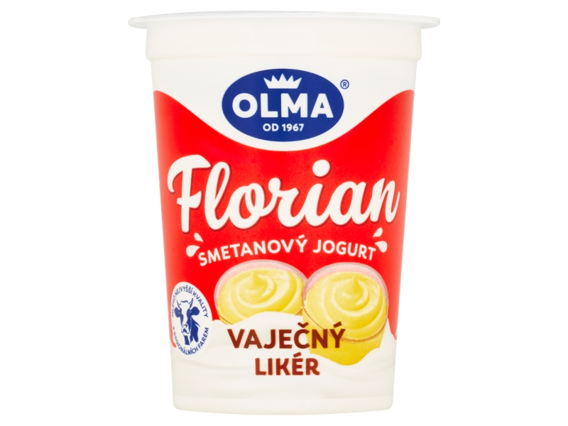 Olma Florian Smetanový jogurt vaječný likér 150g