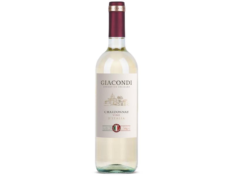 Giacondi Chardonnay bílé víno 750ml