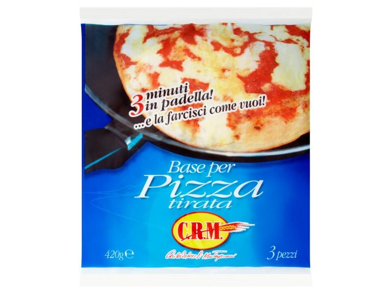 CRM Korpus na pizzu 3x140g