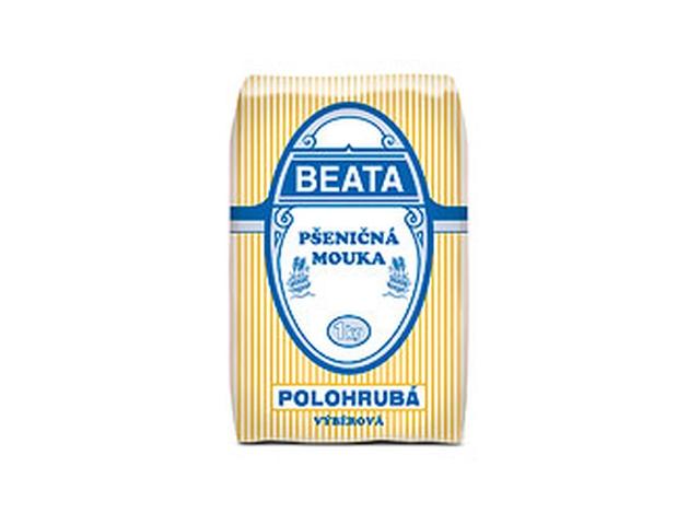 Beata Mouka pšeničná polohrubá 1kg