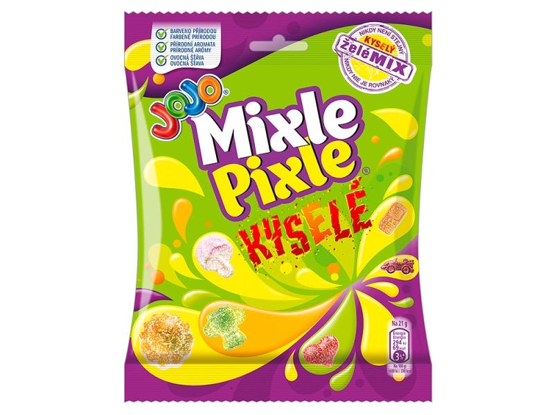 JOJO Mixle Pixle Kyselé 170g