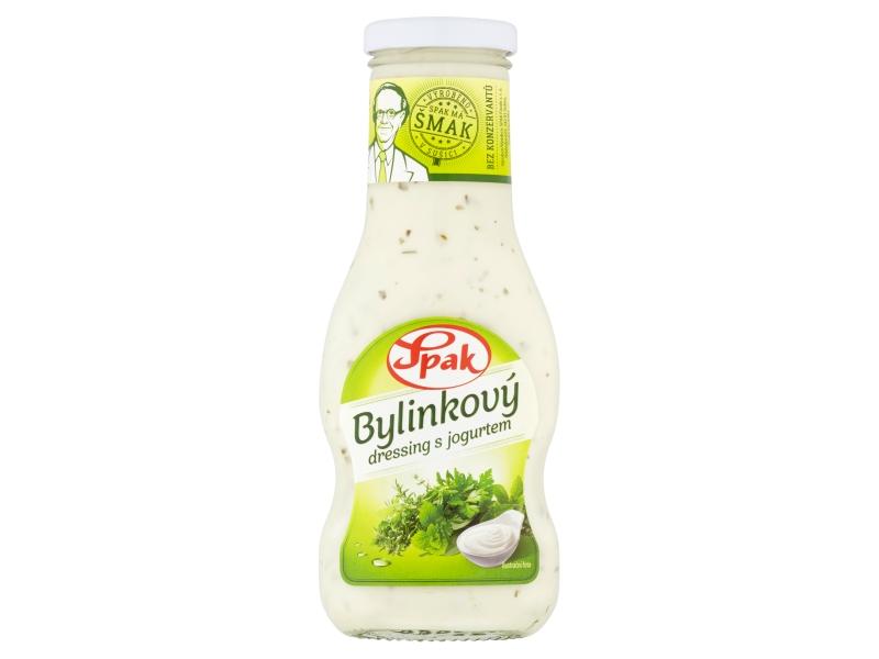 Spak Bylinkový dressing s jogurtem 250ml