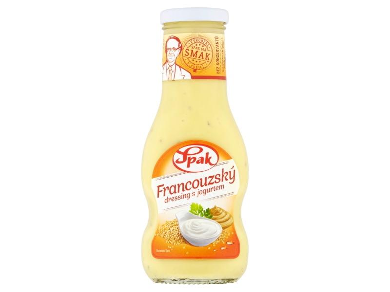 Spak Francouzský dressing s jogurtem 250ml