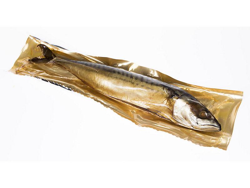 Makrela uzená vakuovaná cca 250g+