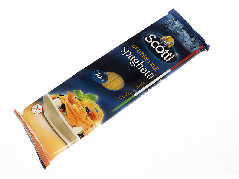 Riso Scotti Špagety bezlepkové 250g