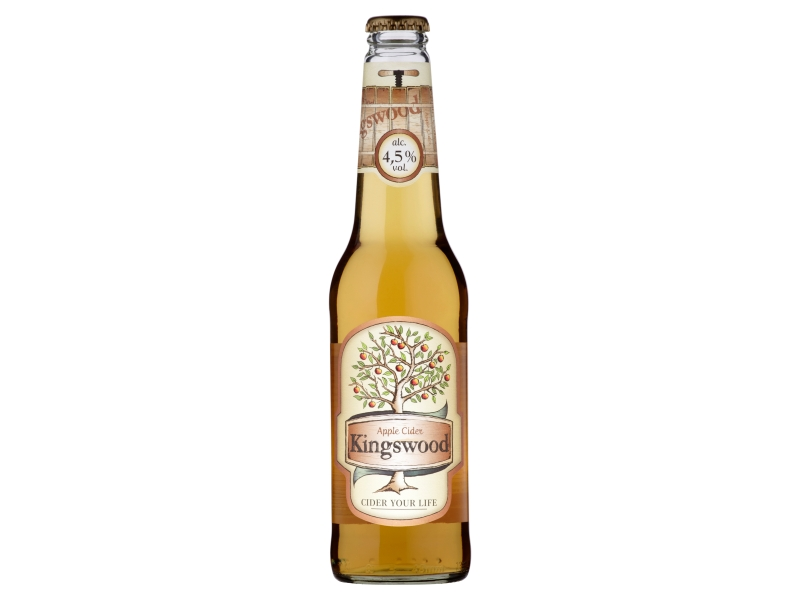 Kingswood Apple cider 400ml