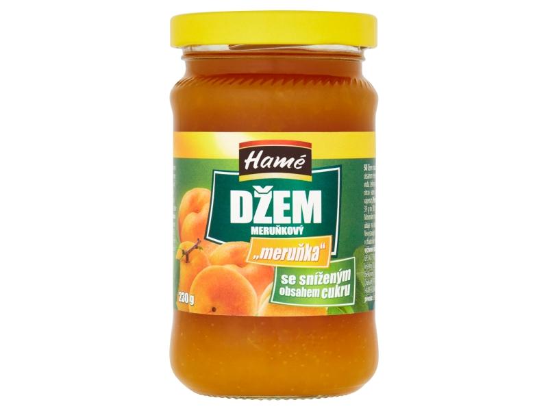 Hamé DIA džem meruňkový 230g