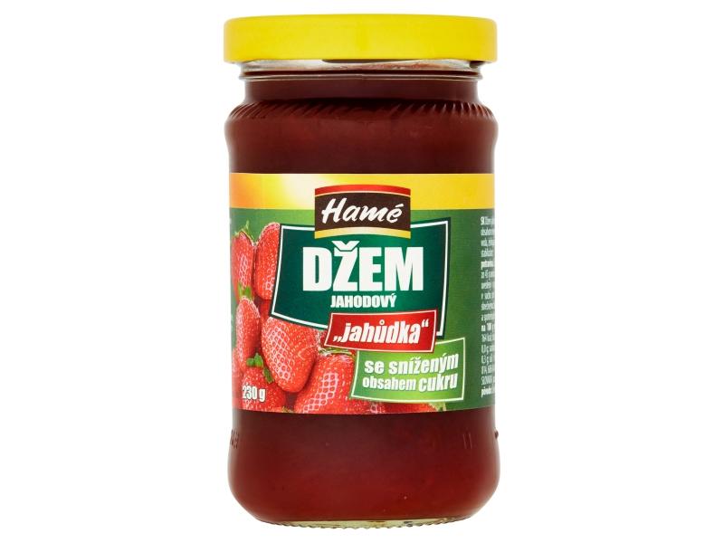 Hamé DIA džem jahodový 230g