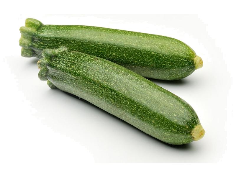 Cuketa zelená 2ks, cca 500g