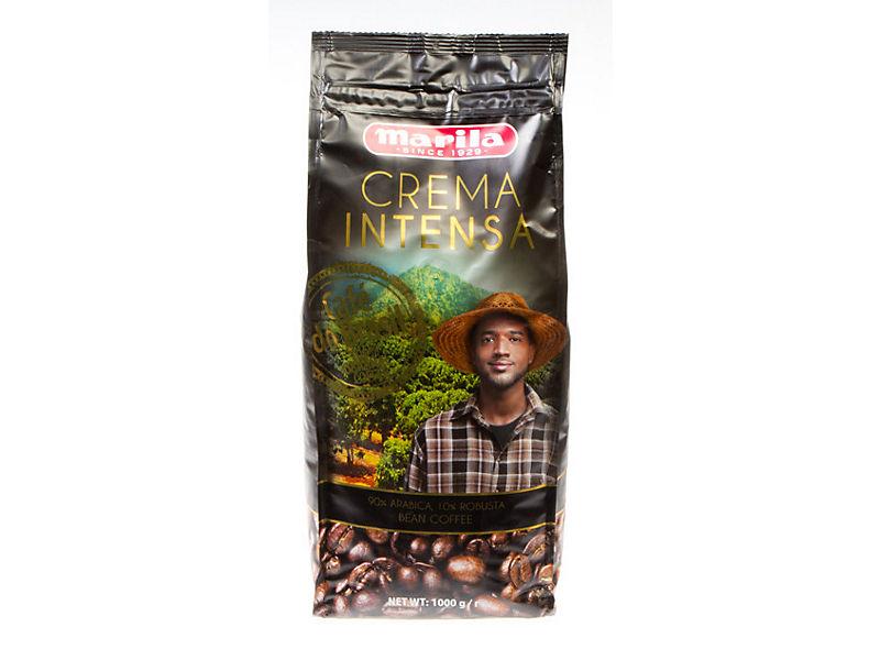 Marila Crema Intensa Pražená zrnková káva 1kg