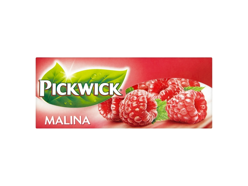 Pickwick Čaj malina 35g