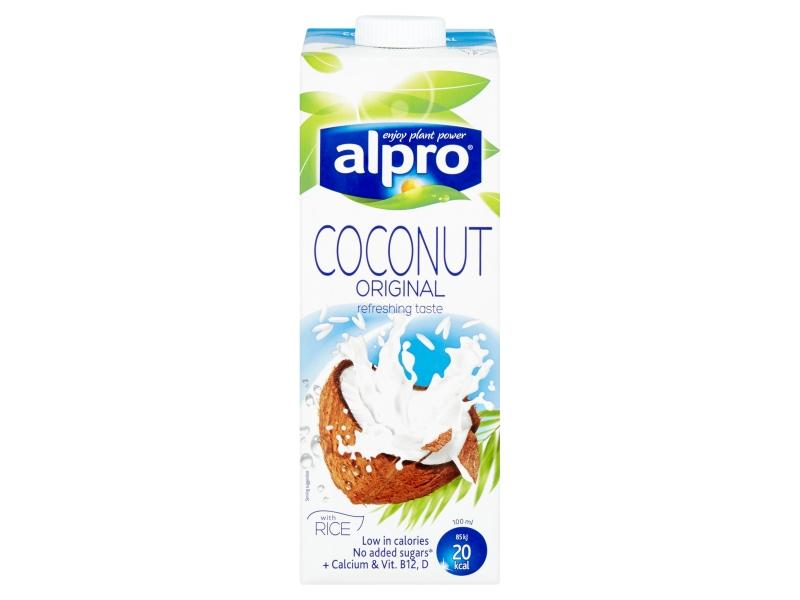 Alpro Kokosový nápoj original s rýží 1l