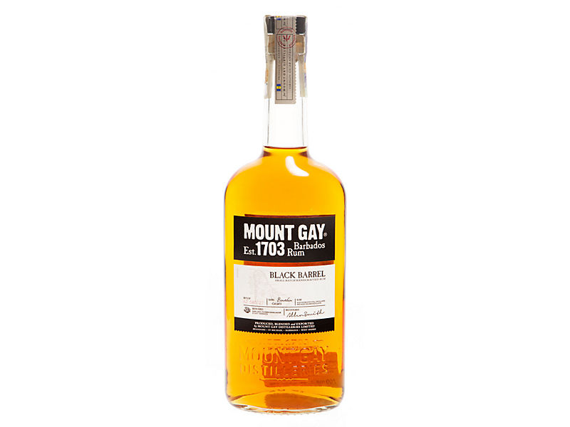 Mount Gay Black barrel rum 43% 700ml