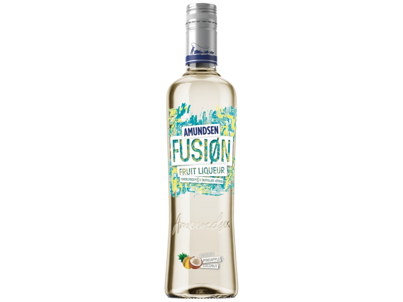 Amundsen Fusion Coconut & Pineapple ovocný likér 15% 0,5l