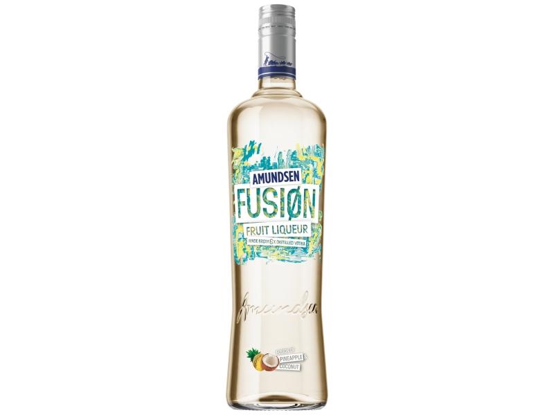 Amundsen Fusion Coconut & Pineapple ovocný likér 15% 1L