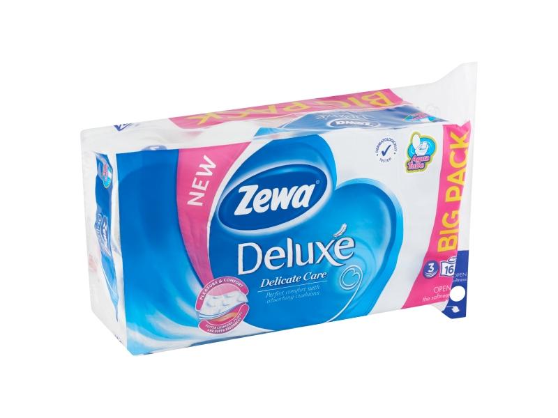 Zewa Deluxe Delicate Care toaletní papír 16 rolí