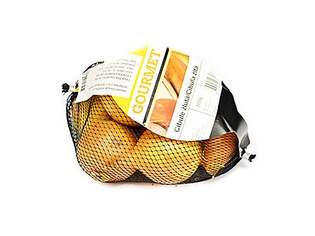 Cibule žlutá Gourmet 500g