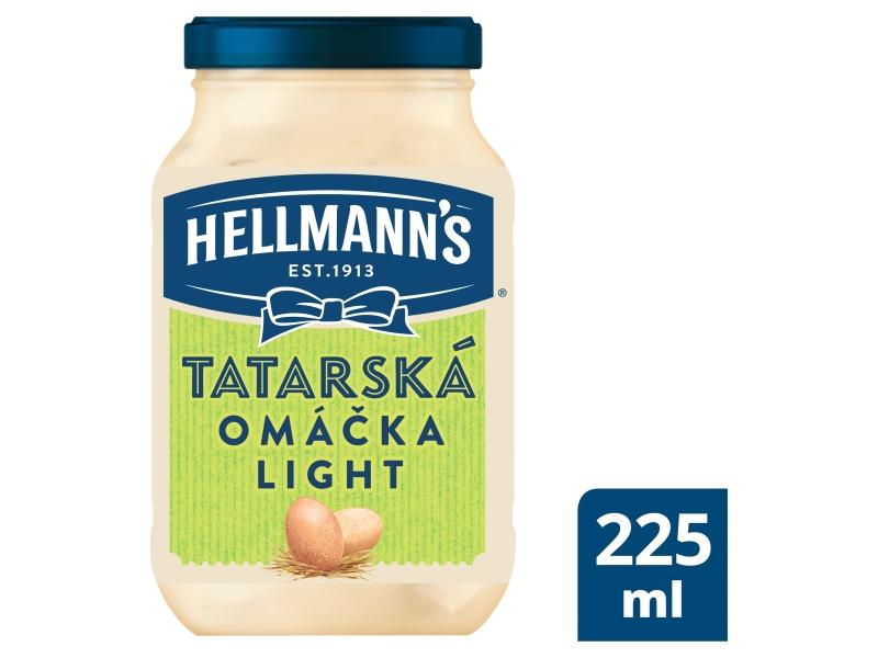 Hellmann´s Tatarská omáčka light 225ml