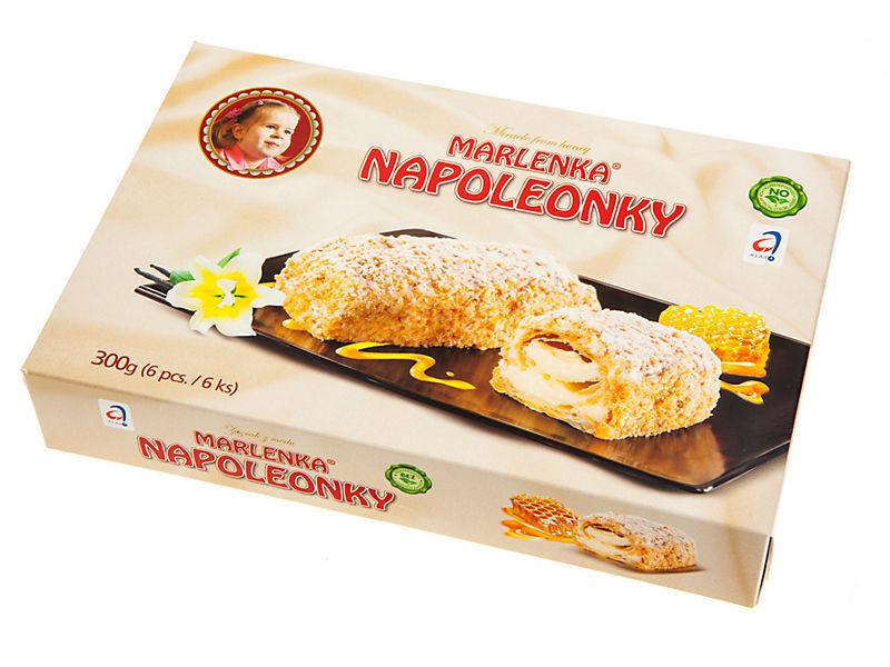 Marlenka Napoleónky 300g