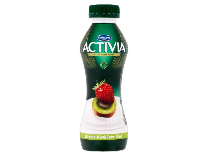 VÝPRODEJ Danone Activia Jahoda-kiwi jogurtový nápoj 310g
